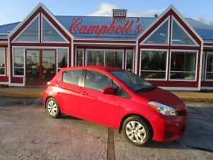 2012 Toyota Yaris LE 5DR HATCHBACK AUTOMATIC AIR CRUISE