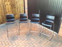 IKEA Glenn kitchen bar stools