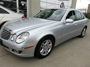 2007 Mercedes-Benz E-Class Bluetec Diesel Navigation Low kms