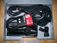 Shure B.G. 1.1 Microphone with accessories
