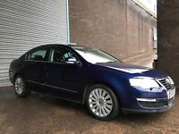2008 (58) VW PASSAT HIGHLINE DIESEL WITH FULL BLACK LEATHER LOVELY DRIVE
