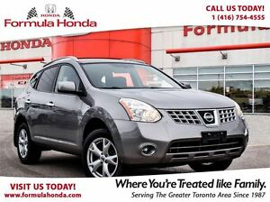2010 Nissan Rogue SL | ACCIDENT FREE | LOW KM