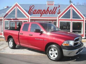 2012 Ram 1500 4x4 Quad Cab RUNNING BOARDS AIR CRUISE
