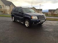 Jeep Grand Cherokee limited edition 2.7 diesel