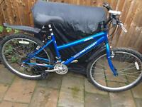 "Ladies 17"" BSA bicycle bike. FREE lights & Free Delivery. D lock available"