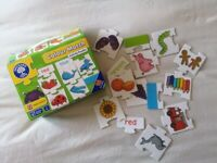 Orchard Toys Colour Match Puzzle Game (new)