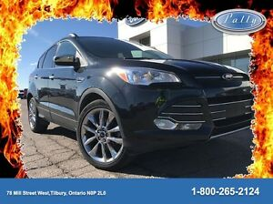 2014 Ford Escape SE, One Owner, NAV, Heated Seats !!
