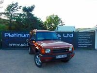 LAND ROVER DISCOVERY TD5 (orange) 1999