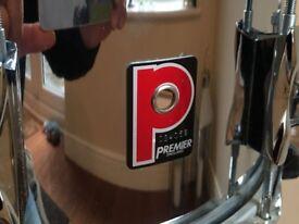 Wokingham Drum Sales - Vintage Premier 1006 Snare Drum - Outstanding !!!!!