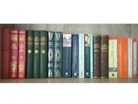 25 classic literature Novels including Anthony Trollope, Charles Dickens, H G Wells, W. M Thackeray
