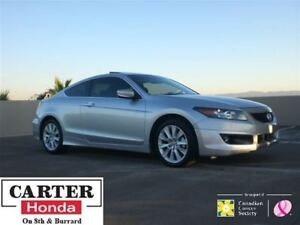 2008 Honda Accord EX-L V6 + LOW KMS + LEATHER + SUNROOF!
