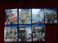 Selling PS4 Games (PRICING IN DESCRIPTION)