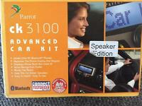 Parrot CK3100 car hands free kit. Bluetooth