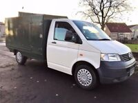 07 Volkswagen Transporter T30 Utility Pick Up,