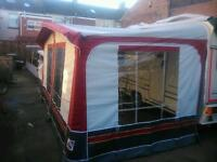 Dorema special awning excellent condition