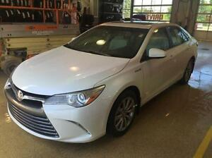 2016 Toyota Camry Hybrid XLE Hybrid Brand New Fully loaded gas s