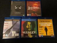 5 Cracking Documentaries on Blu-Ray