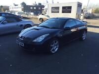 Toyota celica 1.8 vvtli 190bhp low mileage great condition