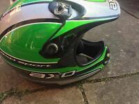 Motorbike helmet small