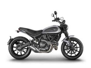 2018 Ducati Scrambler Icon Silver Ice