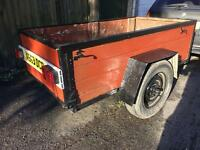 3ft x 6ft trailer not ifor Williams