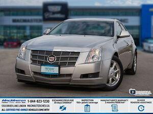 2008 Cadillac CTS 3.6L w/1SA