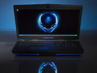 Alienware 17 NVIDIA GeForce GTX 780M Intel i7 4900MQ SSD + Oculus Rift DK2 VR *Swap for MacBook Pro*