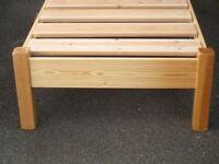 Warren Evans Single 'Simple' Bed