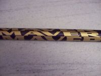Maver 11mtr pole (spares or repair / useable as is) +other spares
