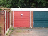 Garage to rent, long term let, storage or parking.