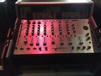 Kam twin cd mixer in flightcase dj disco