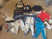 12-18 bundle of boy clothing