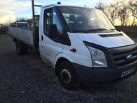 2007 ford transit pickup truck