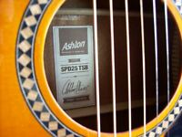 Ashton D25 Acoustic Guitar - Tobacco Sunburst .