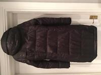 Gstar coat size small
