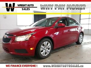 2012 Chevrolet Cruze LT| CRUISE CONTROL| POWER LOCKS/WINDOW| 100