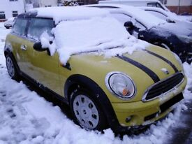 Great Xmas present! Mini First 3d 1.6, Just had MOT