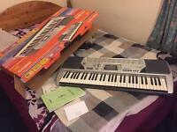 Casio CTK-496 Electric Keyboard