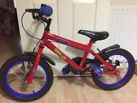 Boys 16'' bike for sale