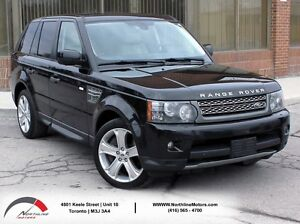 2011 Land Rover Range Rover Supercharged | Navigation | Camera |