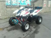 2014 Triton Baja / Access / Apache 250 Road legal Quad bike ATV