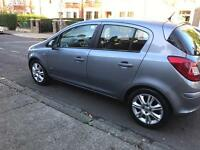Vauxhall corsa 2009,5doors,12 months mot, 2owners, car for sale, not astra,golf,polo, Yaris,