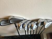 Maxfli Red Dot Revolution Golf Club Iron Set