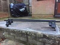 Thule Roof Bars Ford Grand C-Max 2011 onwards