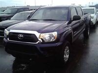2013 Toyota Tacoma SR5 CREW CAB 4X4 A/C MAGS COMING SOON