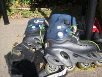 **REDUCED**Ladies Rollerblades Size 7