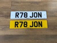 Private Registration for JOHN