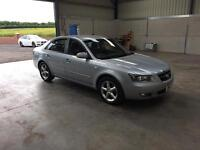 07 Reg Hyundai sonata 2.0 crtd full leather exclusive guaranteed cheapest in country