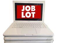 Apple Macbook unibody joblot 4gb ram 500gb hdd 2010