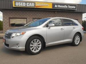2011 Toyota Venza AWD I4 Touring Package
